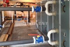 Приточные установки в готовой венткамере