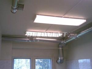 Дополнительные требования по вентиляции лаборатории