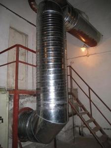 Замена систем вентиляции