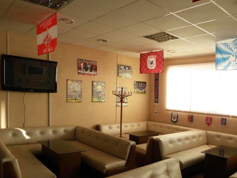 Спорт-бар в Подмосковье