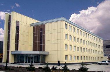 Вентиляция и кондиционирование административного здания