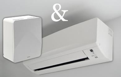 Оптимальный способ вентиляции и кондиционирования комнаты