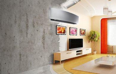 Пять проблем и пять советов при установке кондиционеров во время ремонта квартиры