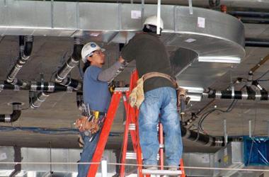 Монтаж и гарантия вентиляционного оборудования Systemair